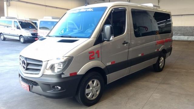 Aluguel de Van para Viagens Intermunicipais Interlagos - Van para Empresas