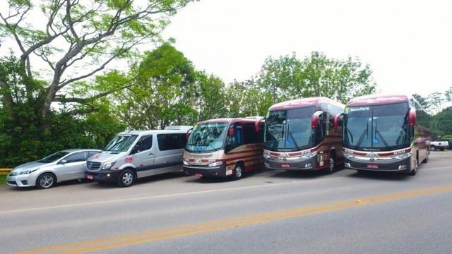 Fretamento de ônibus Serra da Cantareira - Fretamento para Empresas