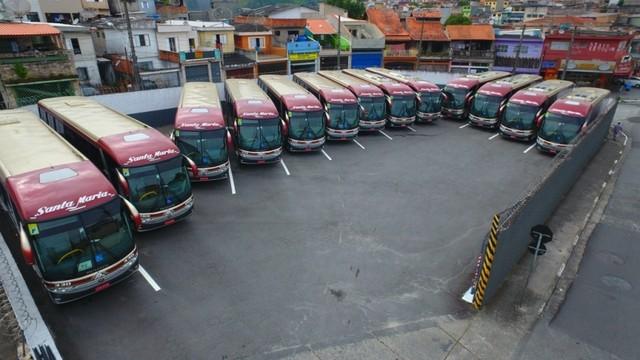 Locação de ônibus para Festa Santa Cecília - Locação de ônibus para Passeio Escolar