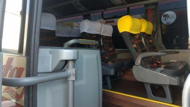 Micro ônibus com Banheiro Valor Tucuruvi - Micro ônibus Executivo