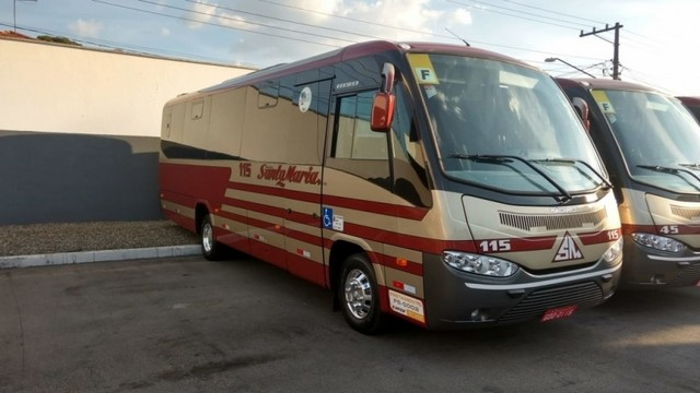 Micro ônibus Escolar Preço Jardim América - Micro ônibus de Turismo