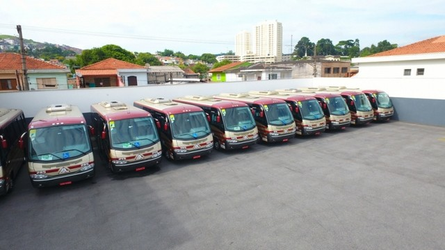 Micro ônibus Fretamento Vila Marisa Mazzei - Micro ônibus de Luxo
