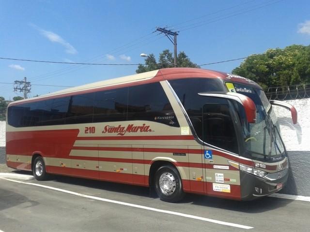 Serviço de Transporte Coletivo Jardim São Luiz - Serviço de Transporte para Viagens