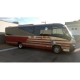 aluguel de micro onibus para excursão Diadema
