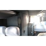 locação de micro ônibus fretamento Pompéia