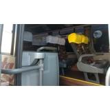 micro ônibus com banheiro valor Consolação