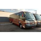micro onibus para excursão