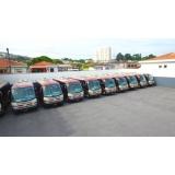 micro ônibus para alugar Capão Redondo