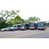 onde encontrar alugar ônibus para turismo Parque São Domingos