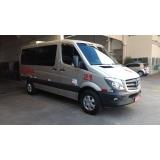 onde encontro fretamento de vans para viagens Pinheiros