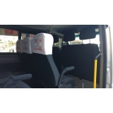 vans para excursões Jardim Santa Helena