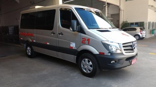 Van para Trabalho Preço Santo André - Van para Viagens