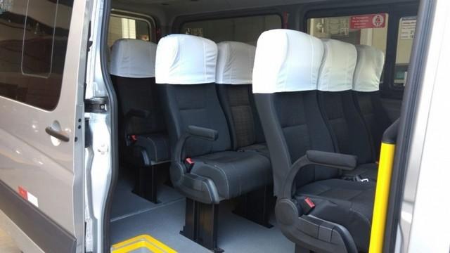 Van para Viagens Intermunicipais Jardim Santa Terezinha - Van para Empresas