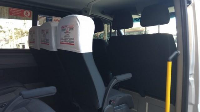 Vans para Eventos Limão - Van para Empresas
